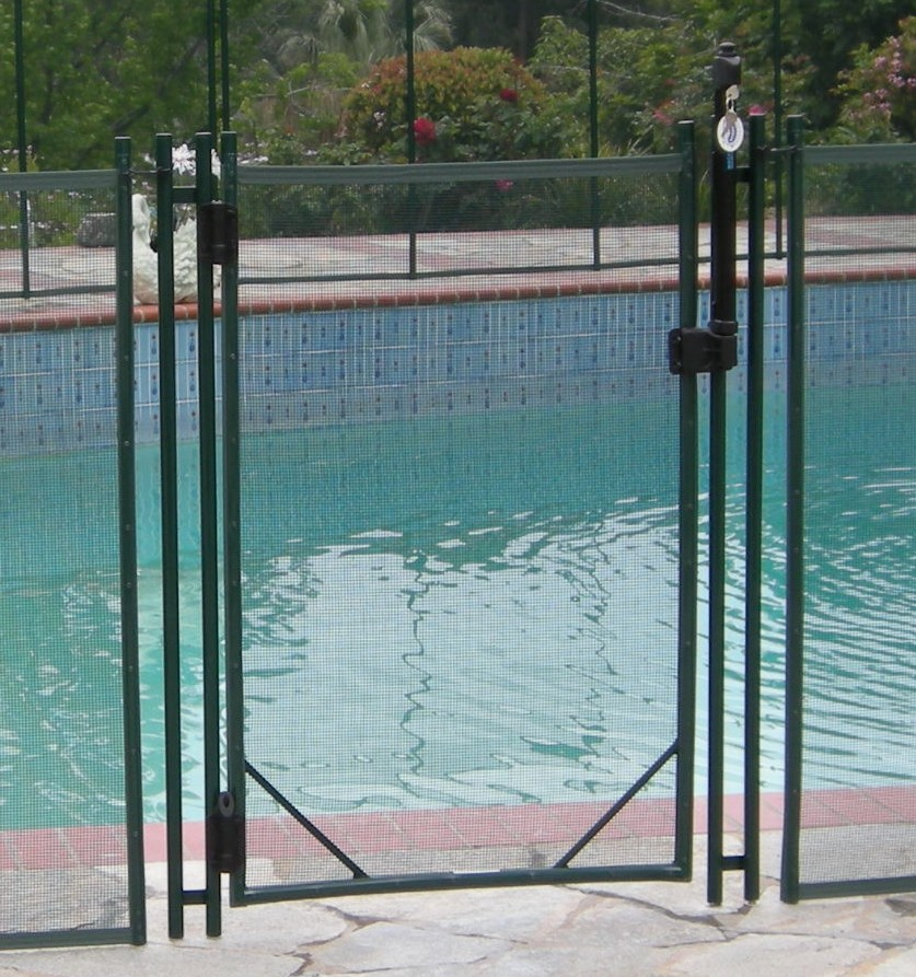Self-Closing, Self-Latching Gate | Pool Fence | Life Saver Pool
