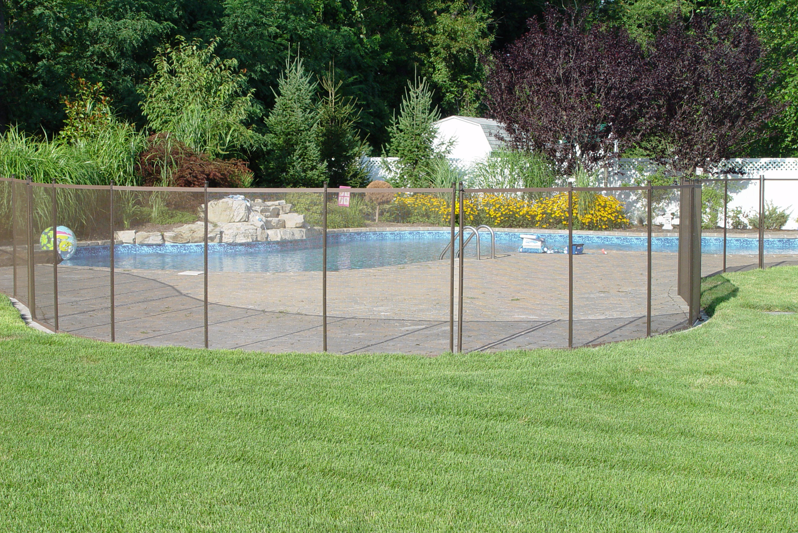 Every pool need pool fence - Swimming pool fencing options consider ...
