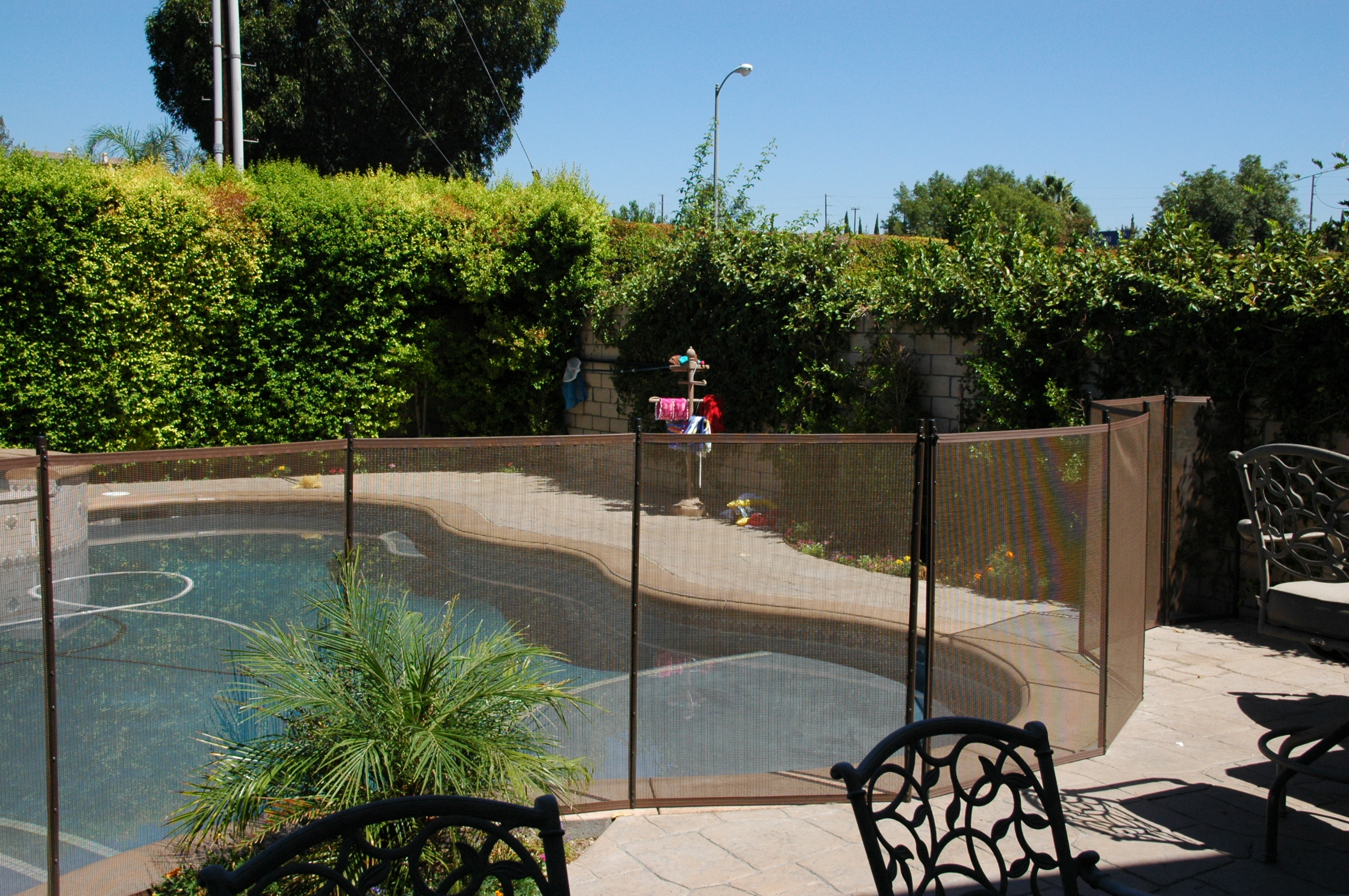 Mesh Fencing For Pool a Pool Child Safety Fence