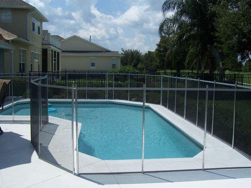 Pool fence panels fencing for Swimming pool safety fence prices