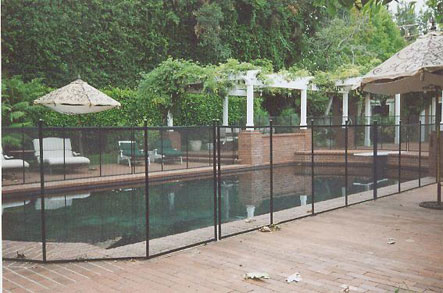 Pool Fence Required