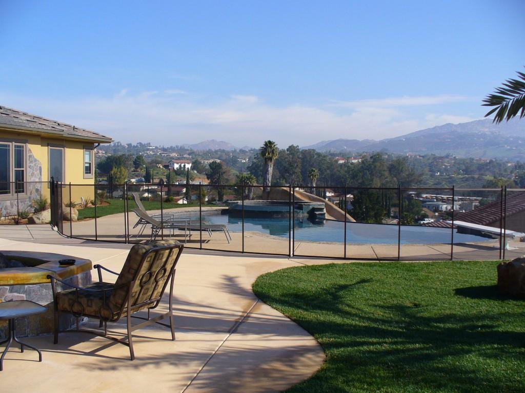 Pool Fence Diamond Bar CA