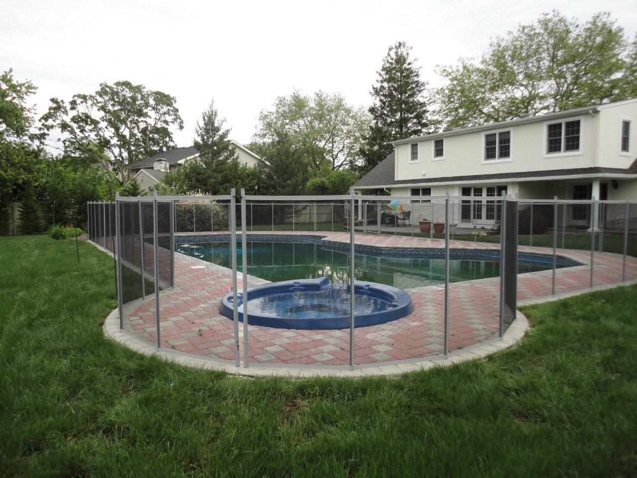 Pool Fence Pasadena Ca Pool Fencing California 91101 91102 91103 91104 91109 91110 91121 91125