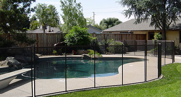 Pool fence swimming safety fencing gate