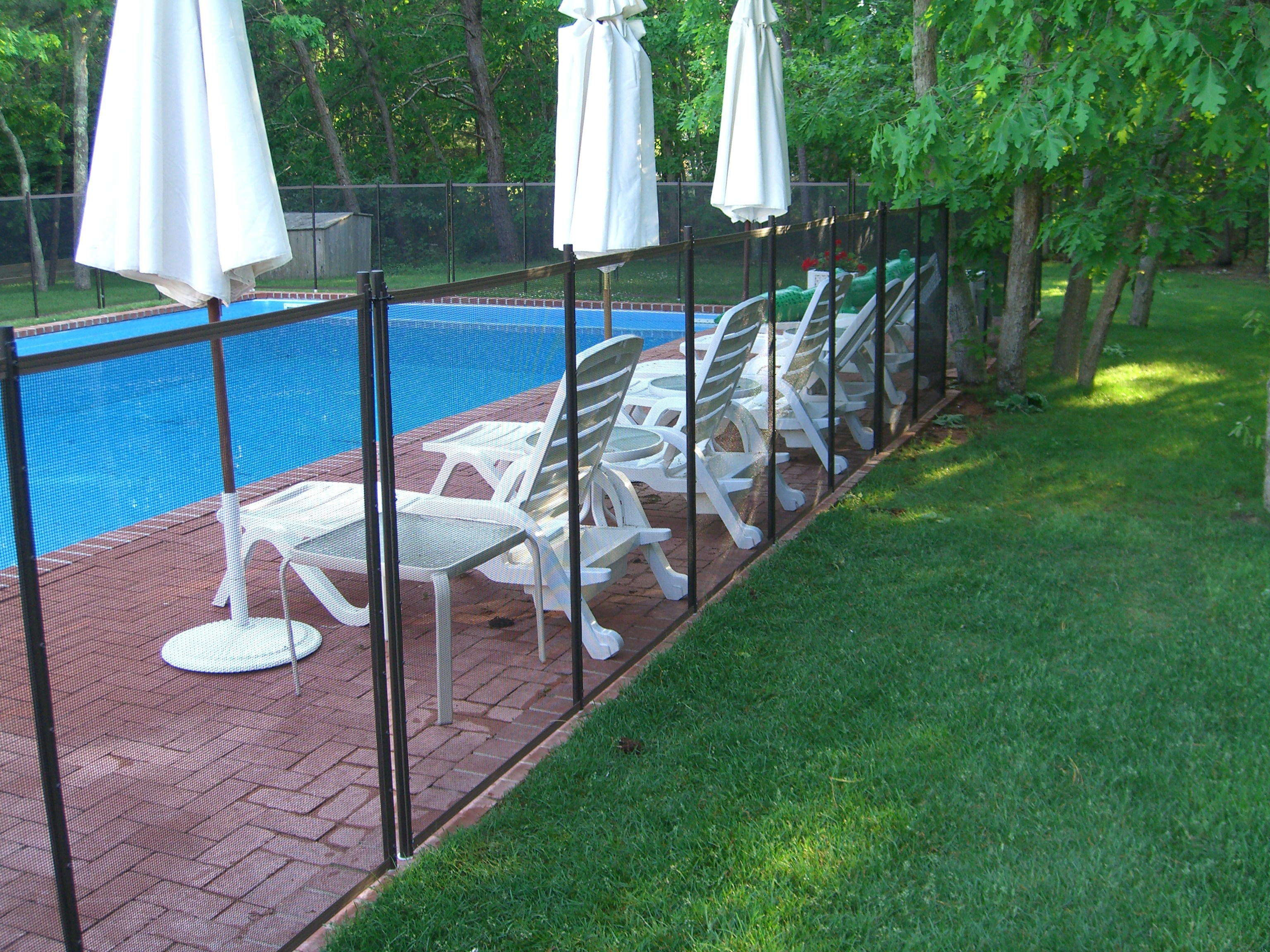 Pool Fencing Massachusetts