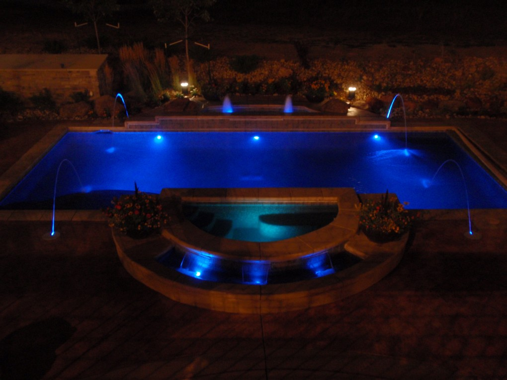 The most beautiful swimming pools wow factor to your pool for Pool design regrets