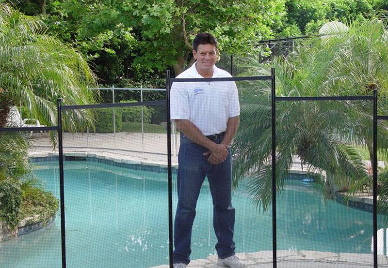 5 pool fence