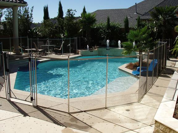 Pool Fence In Orange CA